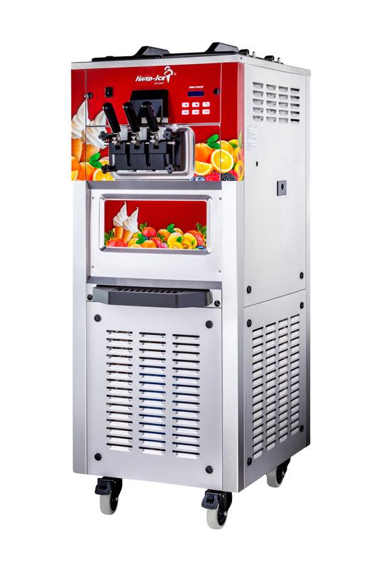Maxi Freeze Soft Air Pump M17 – Maszyna do lodów włoskich