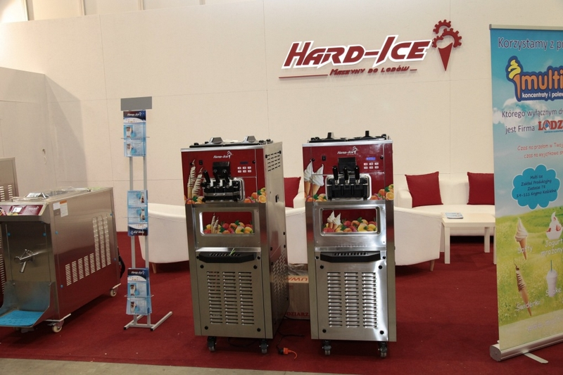 Hard Ice na targach Expo Sweet