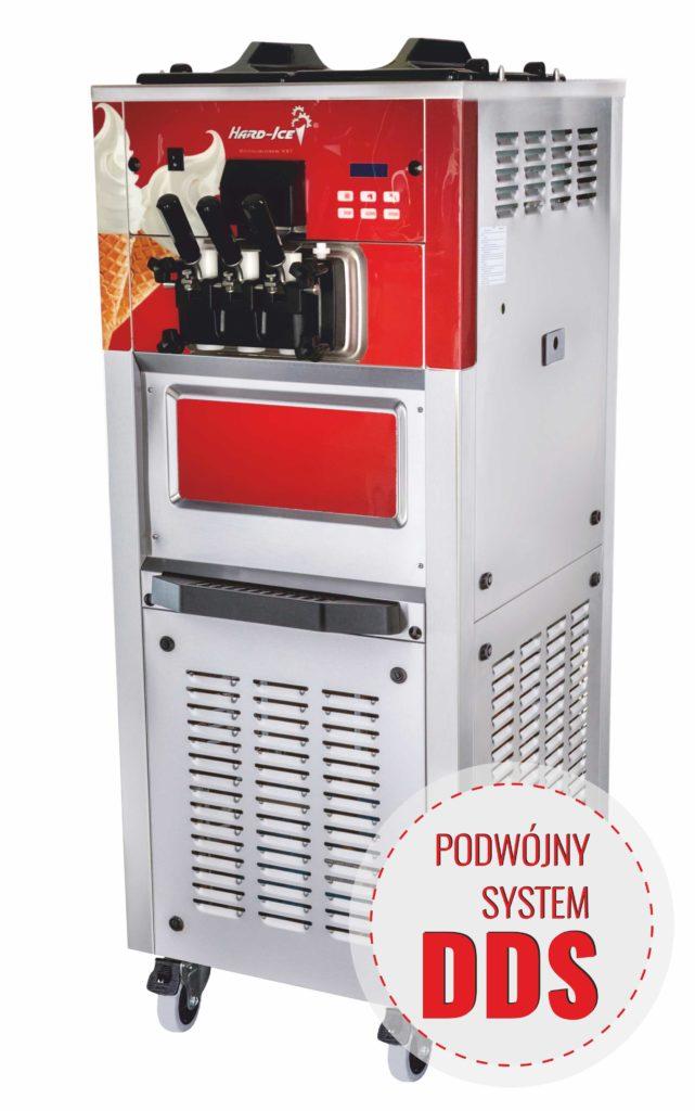 Maxi Freeze Soft DDS AIR PUMP – Maszyna do lodów Włoskich