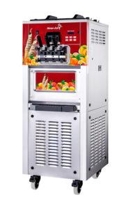 MAXI FREEZE - Maszyna do lodów świderków
