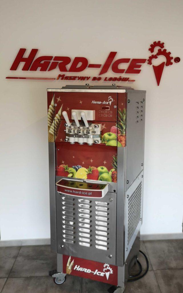 Maszyna do lodów świderków, M14