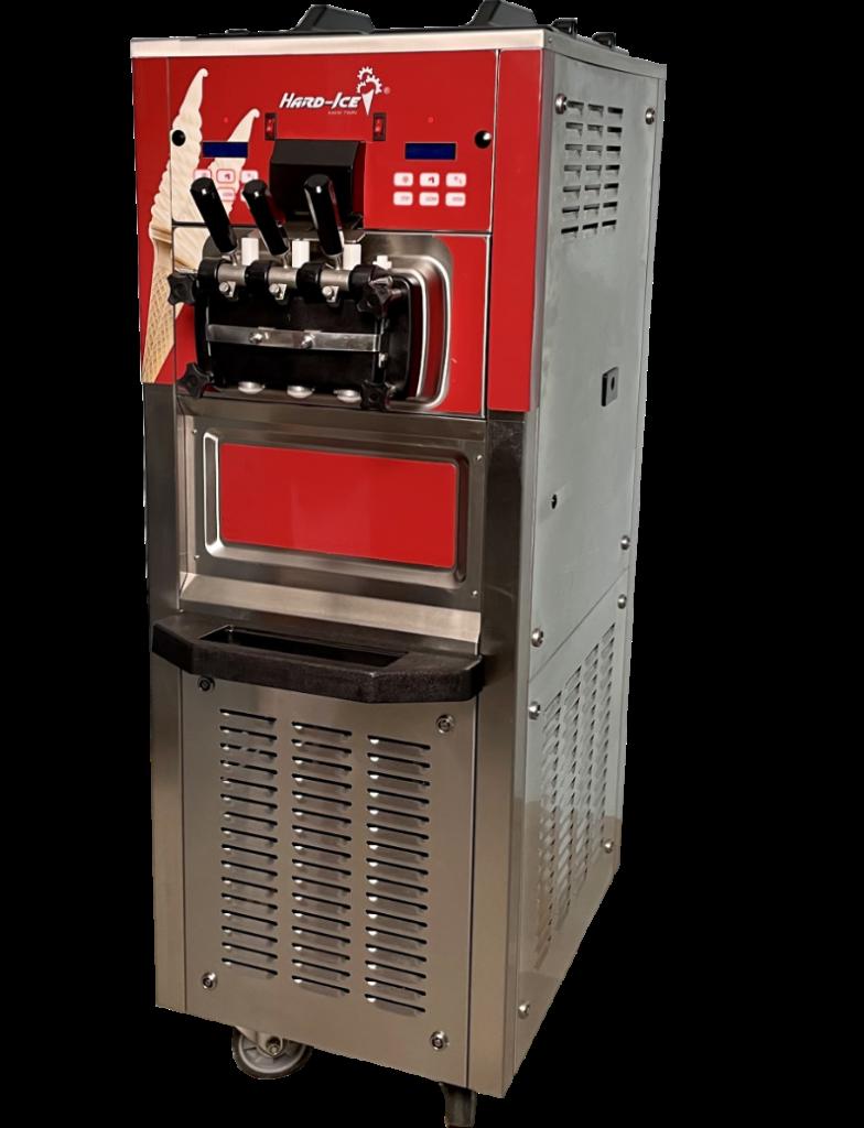 M15 Maxi Twin Power Maszyna do lodów świderków